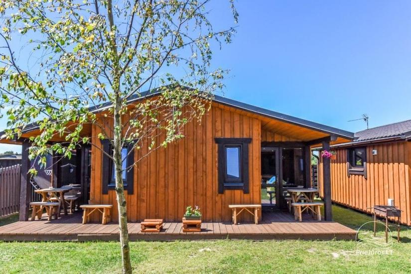 Holiday houses DoVila for Your rest in Sventoji - 22
