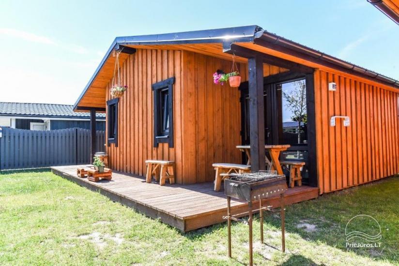 Ferienhäuser für Ihre Erholung in Sventoji - 32