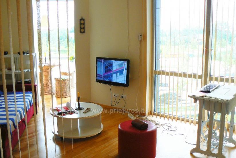 Apartamento nuoma Šventojoje, Parko g. 5-16 - 1