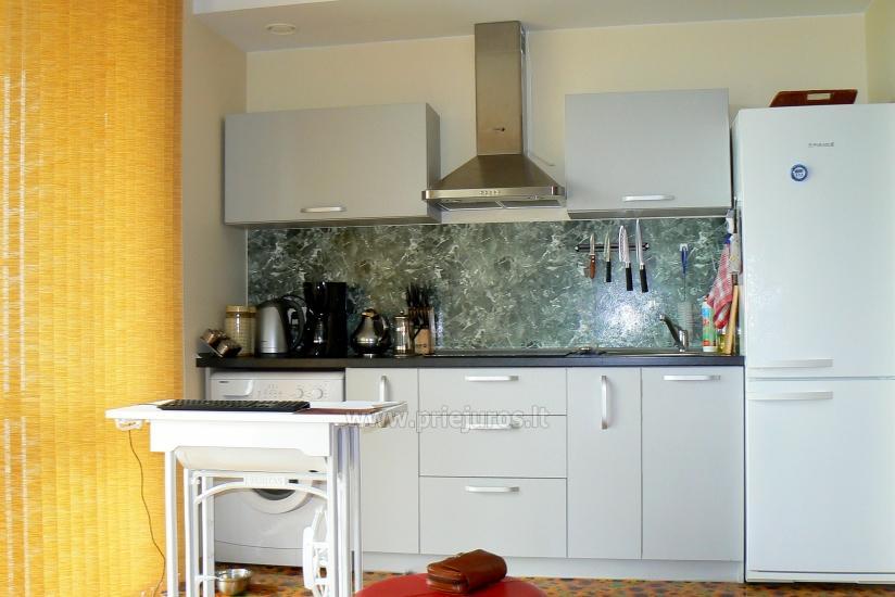 Apartamento nuoma Šventojoje 2 asmenims - 4