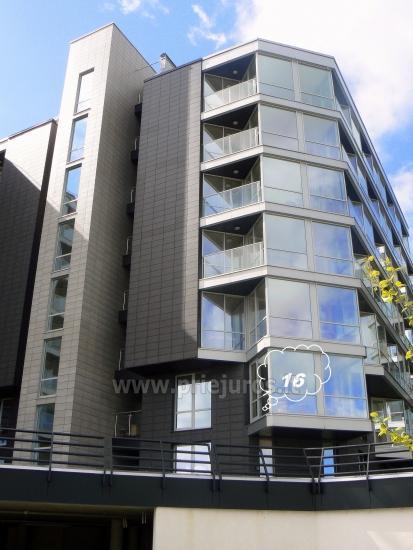 Apartamento nuoma Šventojoje, Parko g. 5-16 - 5