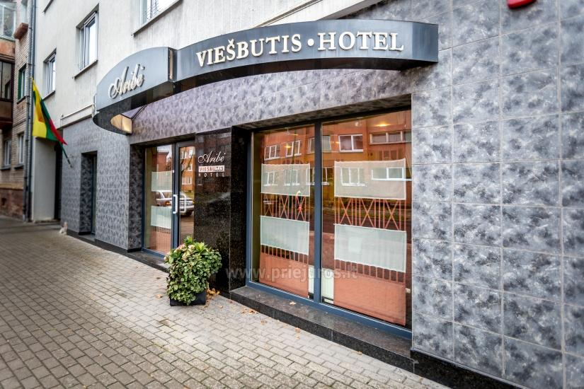 Hotel in Klaipeda Aribe, near the Baltic sea, Lithuania - 1