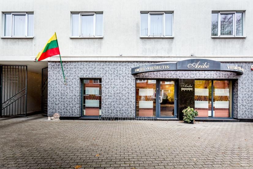 Viesnīca Klaipēdā Aribe, pie Baltijas jūras, Lietuvā - 2