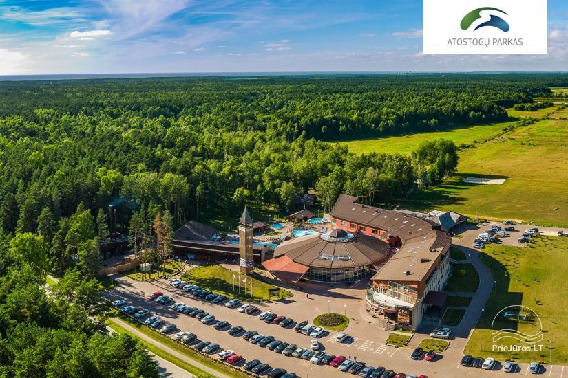 Recreation and health complex Atostogu parkas - 1
