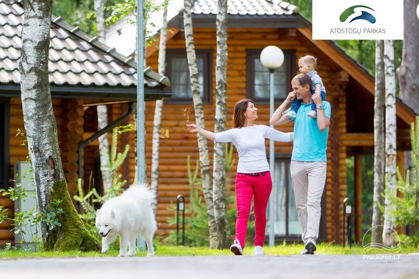 Recreation and health complex Atostogu parkas - 3