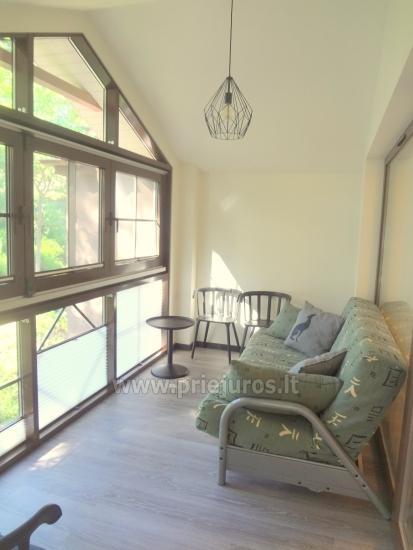 Dviejų kambarių apartamentai su lodžija Nidoje - 3