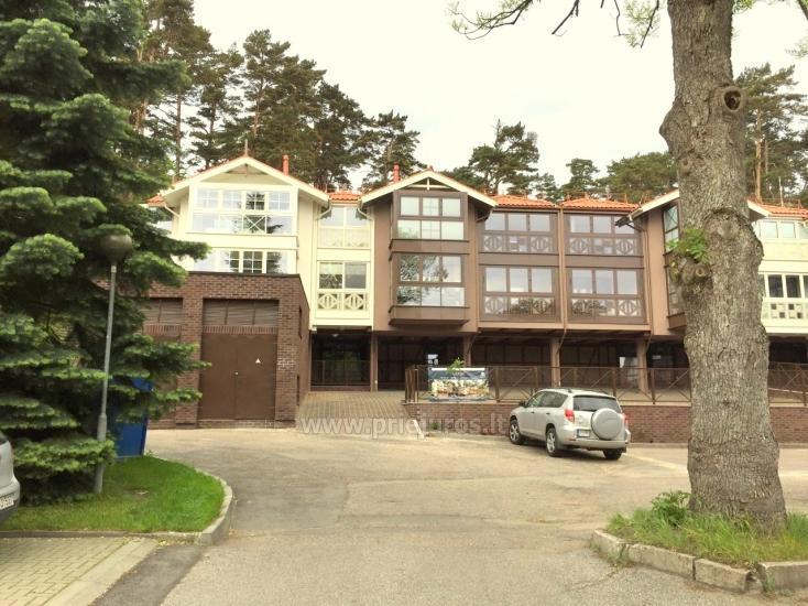 Dviejų kambarių apartamentai su lodžija Nidoje - 1