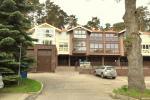 Dviejų kambarių apartamentai su lodžija Nidoje
