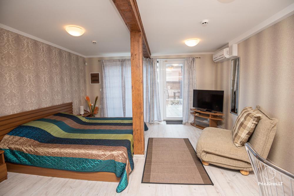 Triple and quadruple apartments with separate entrances - 3