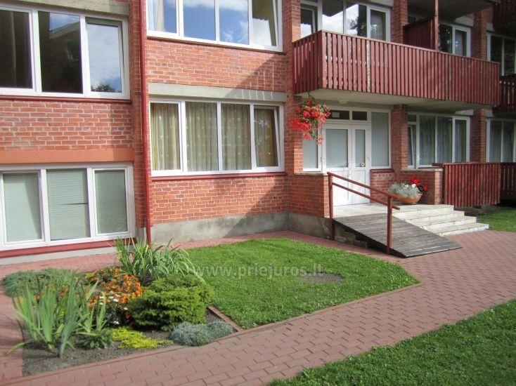 Poilsio namai Tomkuva Šventojoje - 4