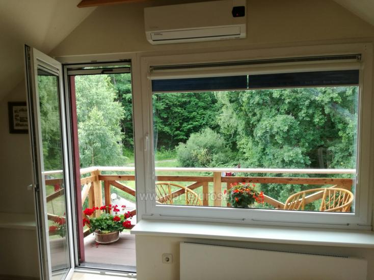 Divas istabas dzīvoklis Juodkrante, Kuršu kāpā, Lietuvā - 7