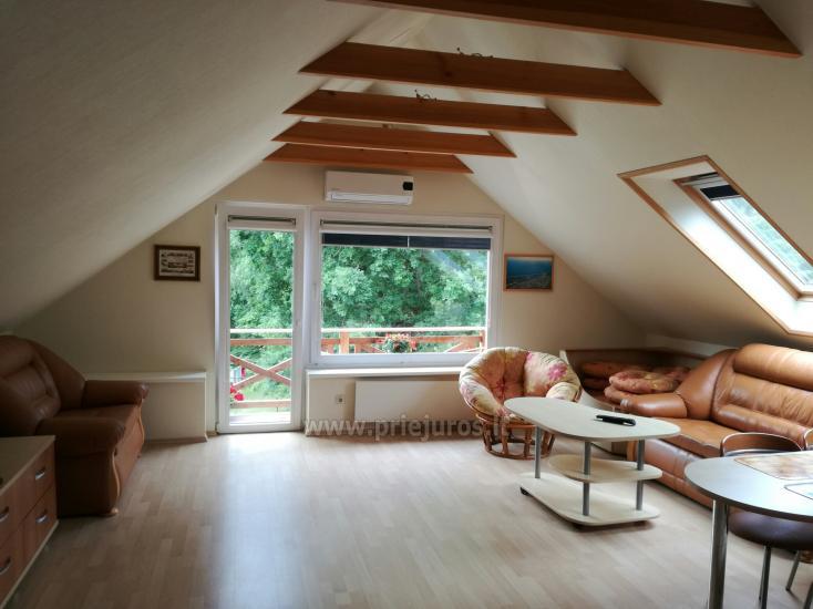Divas istabas dzīvoklis Juodkrante, Kuršu kāpā, Lietuvā - 1