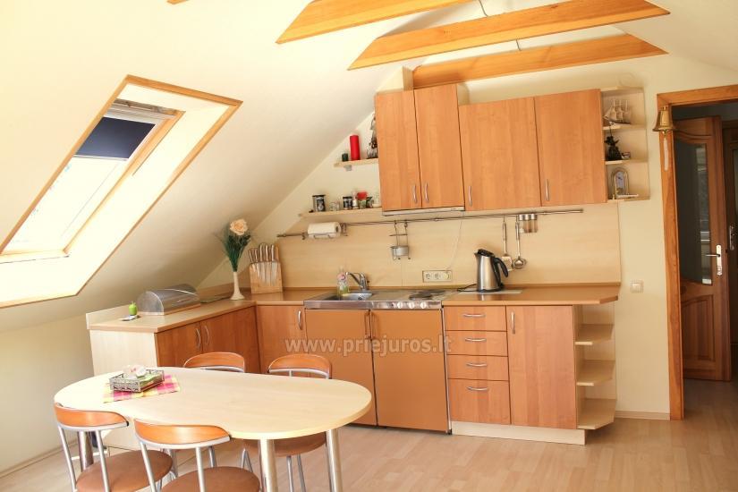 Divas istabas dzīvoklis Juodkrante, Kuršu kāpā, Lietuvā - 2