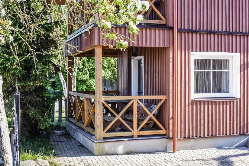 Heimstätte Mingės sodyba - exklusiver Ort für Urlaub und Veranstaltungen - 29
