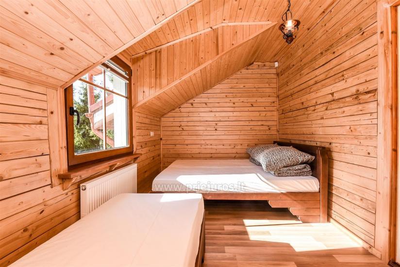 Heimstätte Mingės sodyba - exklusiver Ort für Urlaub und Veranstaltungen - 20