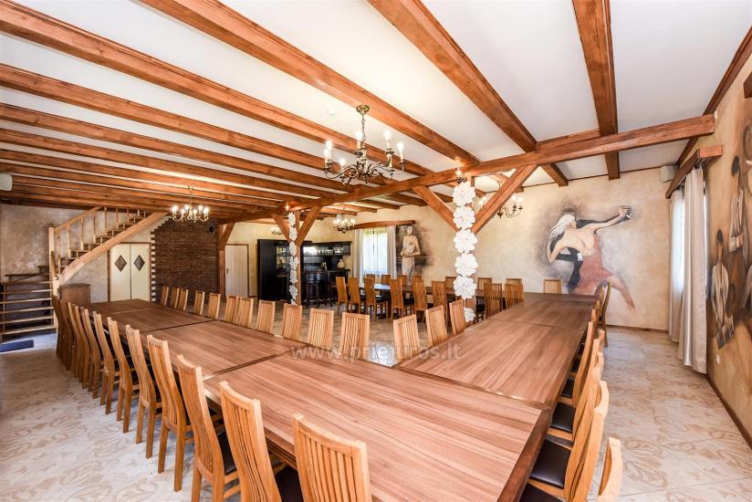 Heimstätte Mingės sodyba - exklusiver Ort für Urlaub und Veranstaltungen - 24
