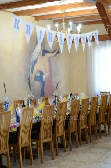 Heimstätte Mingės sodyba - exklusiver Ort für Urlaub und Veranstaltungen - 12