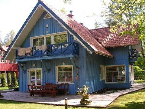 Apartment in Preila, in Curonian Spit, near the Baltic sea - 1