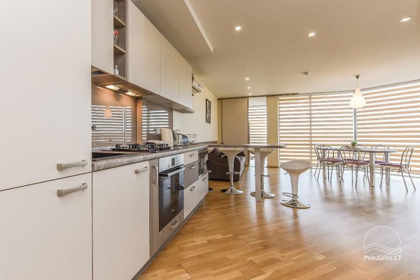 Neu, komplexe modern eingerichtete Wohnung in Elia - 3