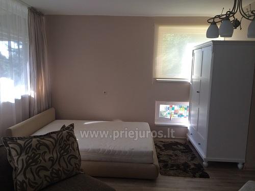 Vieno kambario, butas-studija Pervalkoje - 8