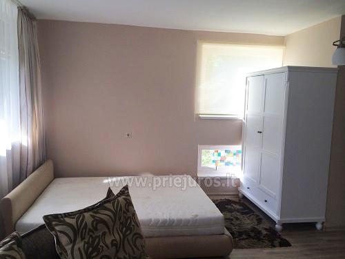 Vieno kambario, butas-studija Pervalkoje - 9
