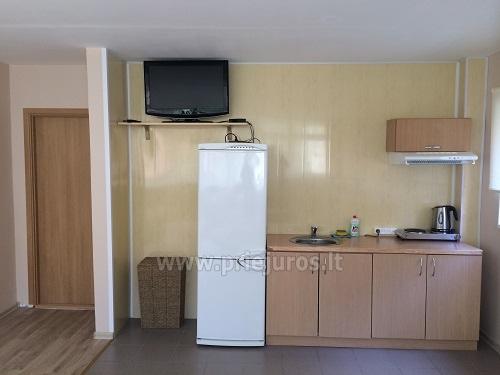 Vieno kambario, butas-studija Pervalkoje - 11