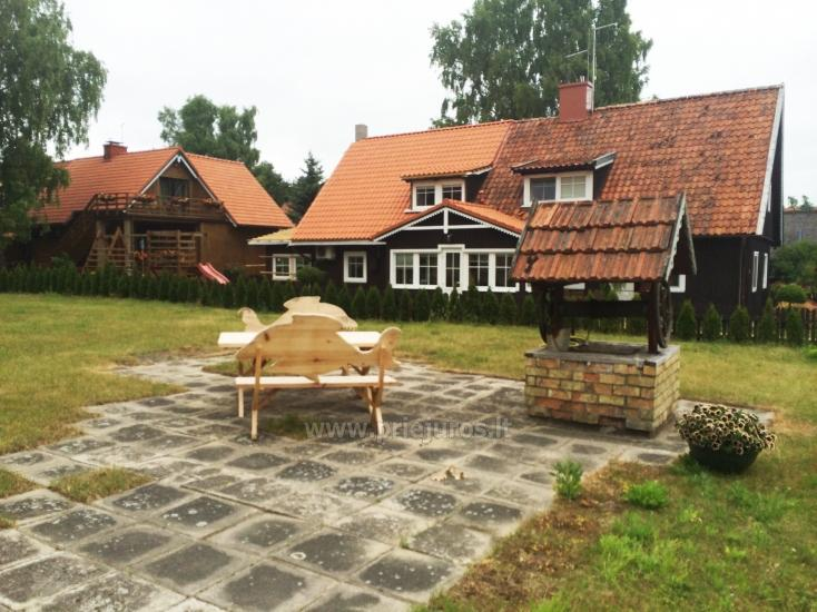 Two room apartment in Pervalka