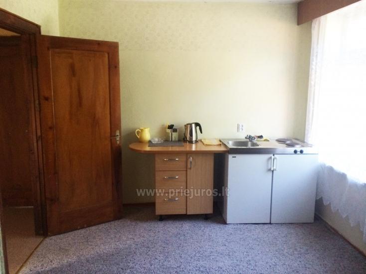 Dviejų kambarių butas Pervalkoje - 11