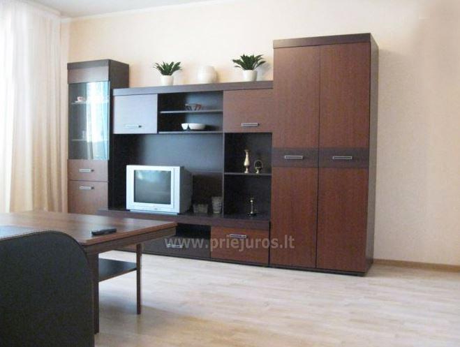 2 kambarių butas poilsiui Šventojoje iki 6 asmenų