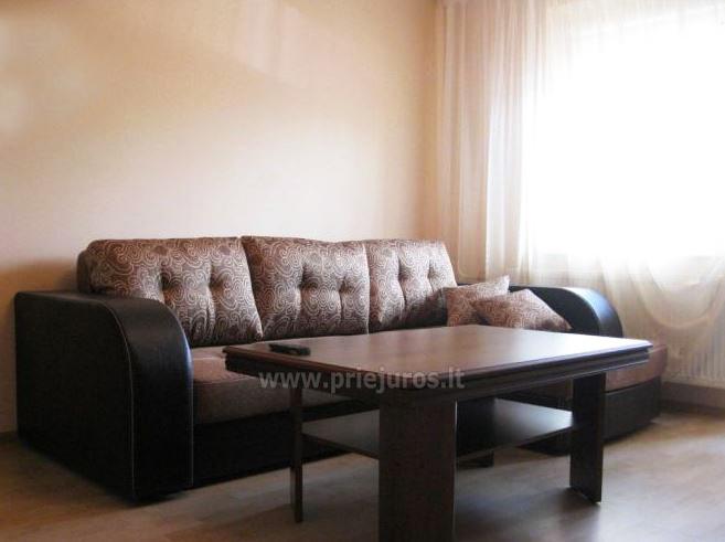 2 kambarių butas poilsiui Šventojoje iki 6 asmenų - 3