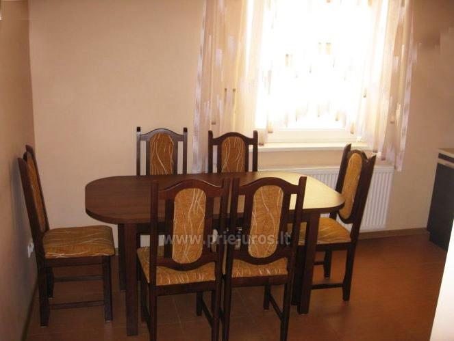 2 kambarių butas poilsiui Šventojoje iki 6 asmenų - 4