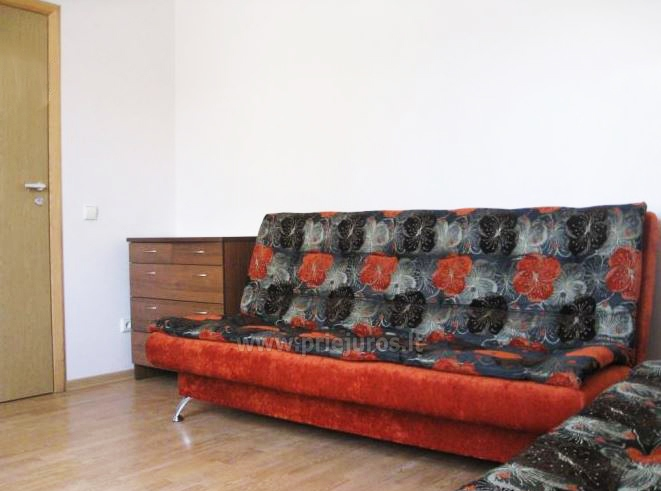 2 kambarių butas poilsiui Šventojoje iki 6 asmenų - 5