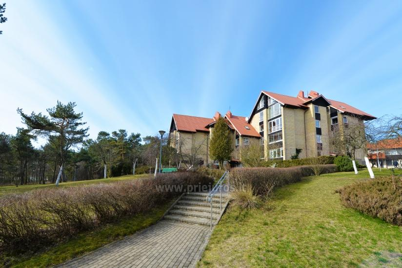 1-2-room apartments in Nida Saulė - 2