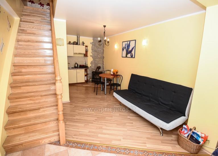 Yzzi apartamentai (45m²+ mansarda ir balkonas) nuomai Palangoje - 1