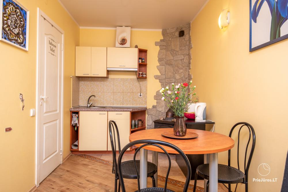 Dzīvokļi (45 kv.m) īre Palangā - 1