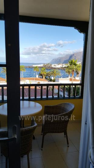 Apartment for rent in Tenerife with the view to the ocean, near Los Gigantes - 10