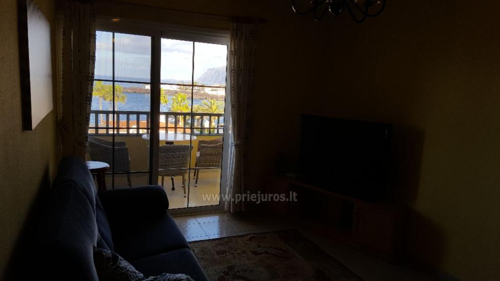 Apartment for rent in Tenerife with the view to the ocean, near Los Gigantes - 11