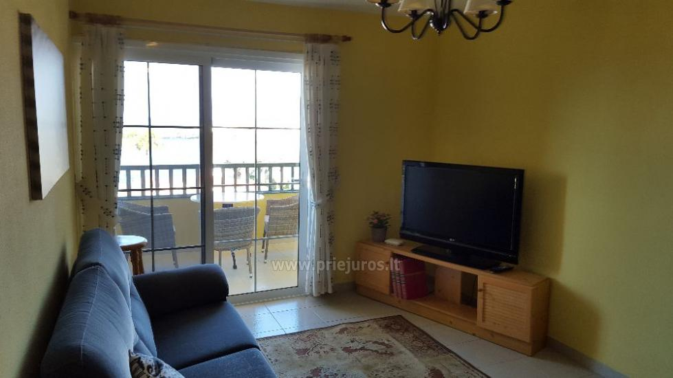 Apartment for rent in Tenerife with the view to the ocean, near Los Gigantes - 9