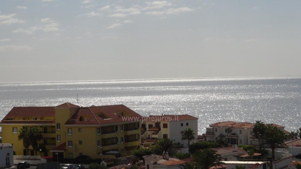 Apartment for rent in Tenerife with the view to the ocean, near Los Gigantes - 2