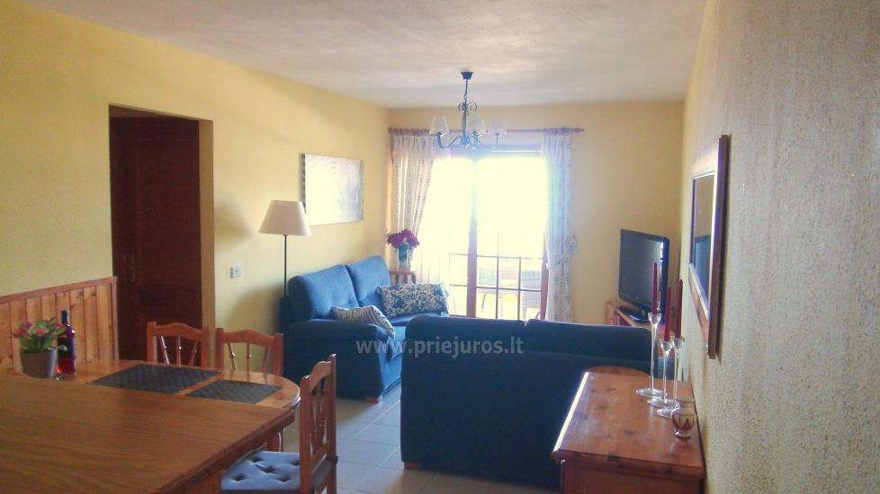 Apartment for rent in Tenerife with the view to the ocean, near Los Gigantes - 7