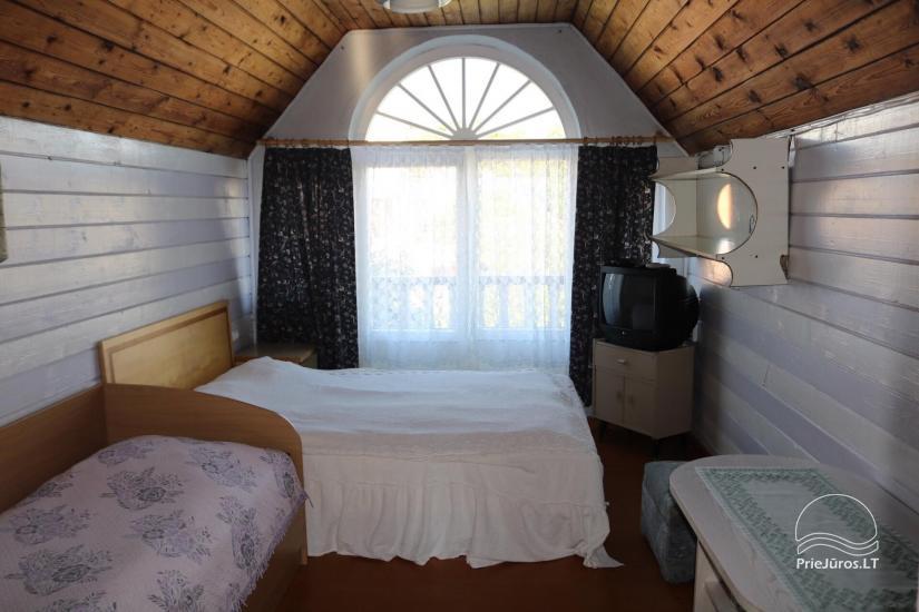 Kambarių nuoma Pas Nijolę prie parko, Medžiotojų gatvėje, Palangoje - 10