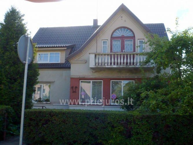 Rooms for rent in Palanga