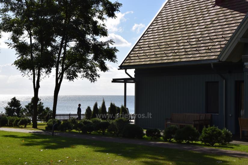 Apartamentai su terasa ir vaizdu į marias Preiloje - 8