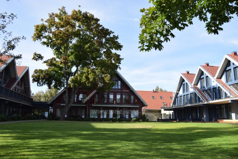 Apartment with terrace and view of the lagoon in Curonian Spit - 10