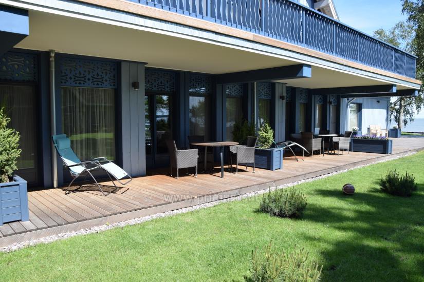 Apartamentai su terasa ir vaizdu į marias Preiloje - 2