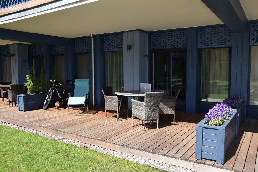 Apartamentai su terasa ir vaizdu į marias Preiloje - 4