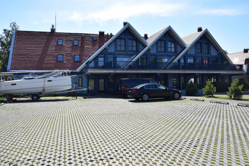 Apartamentai su terasa ir vaizdu į marias Preiloje - 5