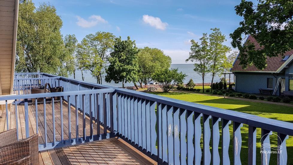 Dzīvoklis ar terasi un skatu uz lagūnu Kuršu kāp - 23