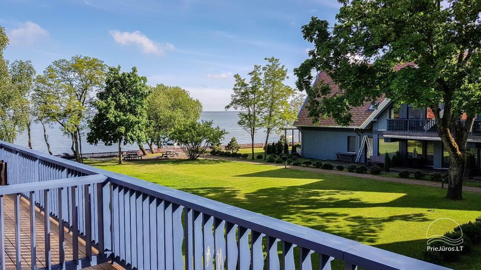 Dzīvoklis ar terasi un skatu uz lagūnu Kuršu kāp - 24
