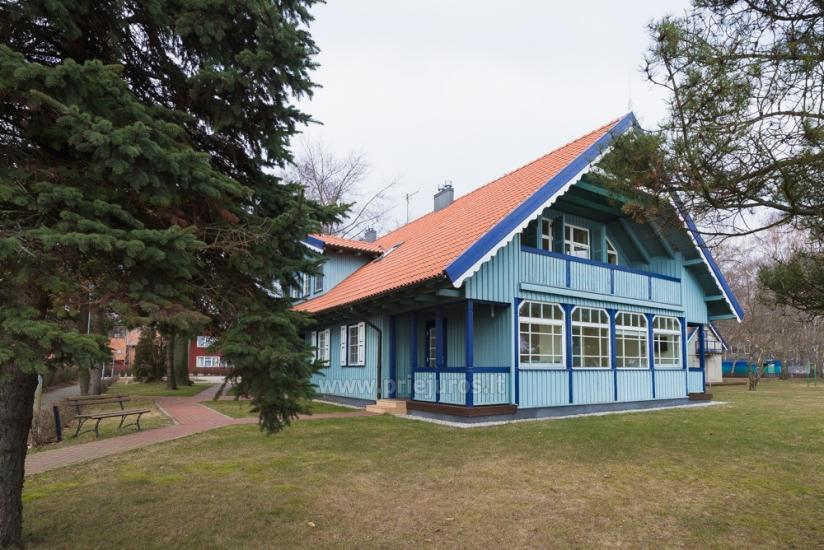 "Guesthouse ""SAVA Waterfront Villa"" - 1"